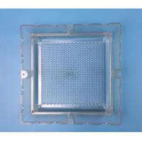 Buy cheap ABS PP PC POM Injection MoldingPlastic Light Covers Shell Transparent from wholesalers