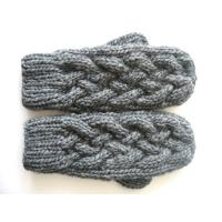 Buy cheap Hand Knit Gloves, Crochet Mittens, Hiss Knitted Mittens from wholesalers