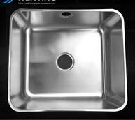 Wholesale WenYing high quality stainless steel deep drawn parts Kitchen sink WY-5246 from china suppliers