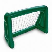 Wholesale Inflatable Soccer Goal with 0.25mm PVC Thickness, Measuring 58 Inches, Customized are Welcome from china suppliers