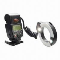 Wholesale Macro ring flash from Meike for Canon with LED AF assist lamp from china suppliers