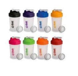 12oz Shaker Bottle/Blender Bottle/Protein Shaker with Blenderball Portable Mixer Manufactures