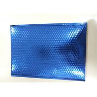 Buy cheap Customized Metallic Foil Bubble Bags Colored Shipping Envelopes 215x260mm #E from wholesalers