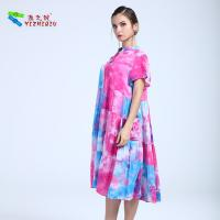 Buy cheap YIZHIQIU Customized Mixed Color 100% Cotton Dress from wholesalers