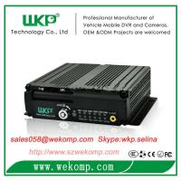 Buy cheap OBD II MOBILE DVR with 3G WiFi and GPS tracker FULL D1 recording vehicle from wholesalers