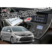Buy cheap Android System Car Navigation Box Original Touch Screen Controlled For Toyota Sienna from wholesalers