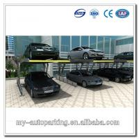 Buy cheap Multi-level Parking System Portable Garage for Two Car Parking from wholesalers