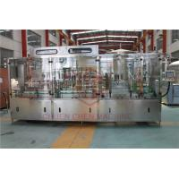 Buy cheap 800-1000BPH 5L - 10L Mineral Water Bottle Filling Machine Rinsing Filling Capping Machine from wholesalers