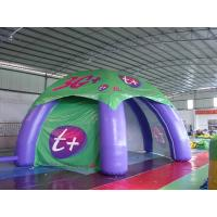 Buy cheap Promotion Display Inflatable Tent , Inflatable Spider Tent For Advertising from wholesalers