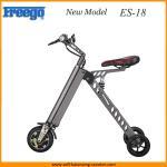Buy cheap Reliable Folding Electric 3 Wheel Bike , Adult Mini Folding Electric Bike from wholesalers