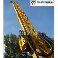 Crawler Core Drill Rig With Cummins Diesel Engine Compact Structure Hydraulic Support Leg Lifting Manufactures