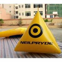 Buy cheap Promotional  Swim buoys inflatable buoy for pool or Lake from wholesalers