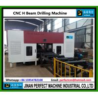 Wholesale CNC H Beams Drilling Machine (H Beam size: 1250x600mm) from china suppliers
