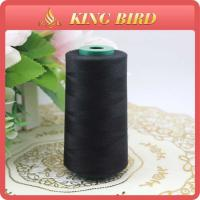 Buy cheap 50/2 Spun Polyester Sewing Thread Raw Pattern 4500Yds for Home from wholesalers