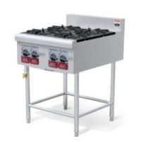 Buy cheap Hotels Chinese Range Cooking Equipment YD4BZL 4 Open Burner with Station from wholesalers