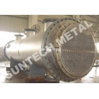 China 35 Tons Floating Head Heat Exchanger , Chemical Process Equipment on sale