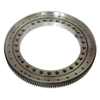 Worm slewing drive for construction machines(1055x1445x182mm), slewing ring bearings