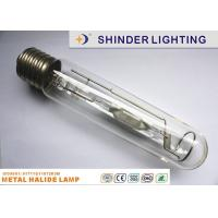 Buy cheap Tubular Greenhouses Hydroponic 150w  Metal Halide Lamp Natural White CE ROHS from wholesalers