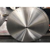 Buy cheap Metal cut premium alloy tool steel TCT saw blank and steel core from wholesalers
