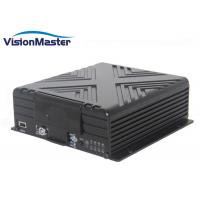 Buy cheap MDVR 8 Channels H.265 Mobile Video Recorder GPS 3G 4G WIFI 12 Months Warranty from wholesalers