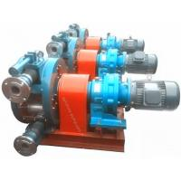 Buy cheap RGB Industrial peristaltic pump hose pump high viscosity fluids pump from wholesalers