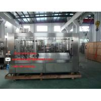 Buy cheap soft drinks filling machine from wholesalers
