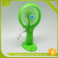BS-5570 Standing Rechargeable Lithium Battery Operated Mini Table Fan Manufactures