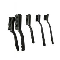 Buy cheap Teeth Shape ESD Safe Brush Conductive Plastic Handle With Synthetics Fibers from wholesalers
