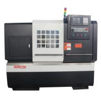 Buy cheap Diamond Cutting Alloy Wheel CNC Lathe With Digitizer Probe and Touch Screen Type from wholesalers