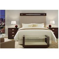 Buy cheap High End Hotel Style Bedroom Furniture / Guestroom Boutique Hotel Furniture from wholesalers