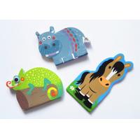 Wholesale Promotional Custom Sticky Notes Animal Shaped C2S Glossy Art Paper Cover from china suppliers