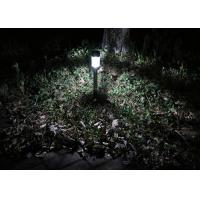 Buy cheap ABS + PS + SS Exterior Solar Spike Lights Water Resistant 3200 K from wholesalers