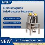 Buy cheap 60 - 300 Mesh Magnetic Separator , Electromagnetic Equipment medicine plastic from wholesalers