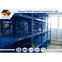Buy cheap Medium Duty Shelving System With Fine Powder Coated , Q235 Steel Heavy Duty Metal Shelves from wholesalers