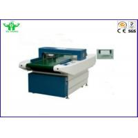 Buy cheap 25m / Min Automatic Needle Detector Machine For Garment Industrial 1.2mm product