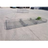 Buy cheap PVC Coating Reno Gabion Mattress Weaved Mesh Gabion ISO9001 Approved from wholesalers