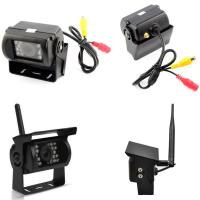 Buy cheap Truck Bus Surveillance Vehicle Reversing Systems Wireless Backup Camera from wholesalers