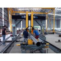 Buy cheap Pole Lamp Post Flange Positioning Light Pole Machine Automatic Levelling / Centering from wholesalers
