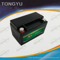 Wholesale Lightweight LiFePO4 Starter Battery 12V 5AH 240A CCA For Motorcycles / Scooters from china suppliers