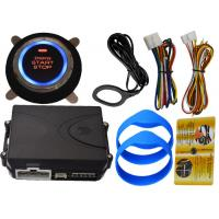 China 1000PSR - R Start Stop Ignition Button System Without Car Alarm Feature on sale