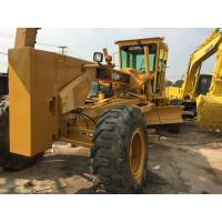 Buy cheap Used Caterpillar 140H Motor Grader 21T weight  3176C engine with Original Paint from wholesalers