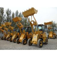 Buy cheap ZL12-1 electronic control wheel loader for sale from wholesalers