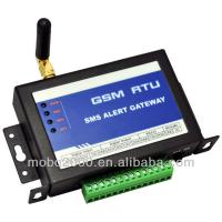 Alarm system connects to pc GSM SMS controller,4 digital input and 4 digital output Manufactures
