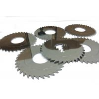 Buy cheap Customized Tungsten Carbide Cutting Disc Dia 73 And Dia 52 Anti Corrosive from wholesalers
