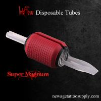 """Buy cheap 1 1/5"""" Super Magnum Inkflow Disposable Tubes from wholesalers"""
