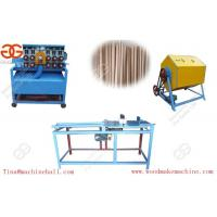Wholesale Factory price Ice cream round sticks making machine supplier China from china suppliers