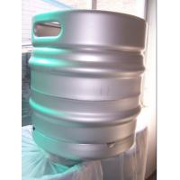 Buy cheap beer barrel keg 30L volume , with logo embossing with spear on top  for brewing equipment from wholesalers