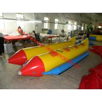 Buy cheap cheap inflatable boat inflatable water banana boat inflatable banana boat from wholesalers