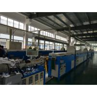 Buy cheap EPDM Strip Rubber Extrusion Line , CE ISO9001 Silicone Rubber ExtrusionMachine product