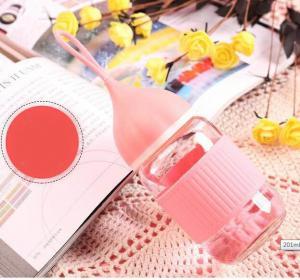 Pink Heat Resistant Water Bottle Cute Shape , 300ml Baby Bottles Anti Colic